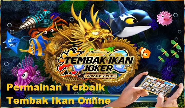 Permainan Terbaik Tembak Ikan Online Indonesia