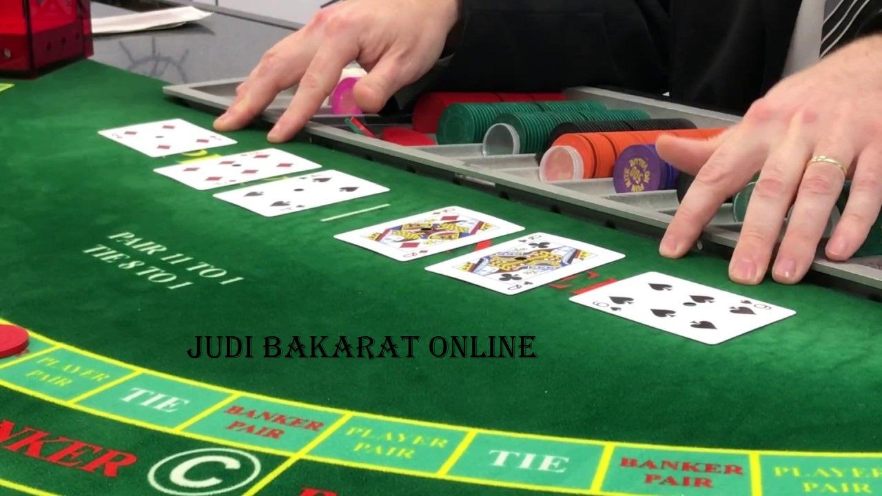 Trik Menang Judi Baccarat Online