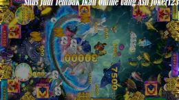 Situs Game Tembak Ikan Joker123